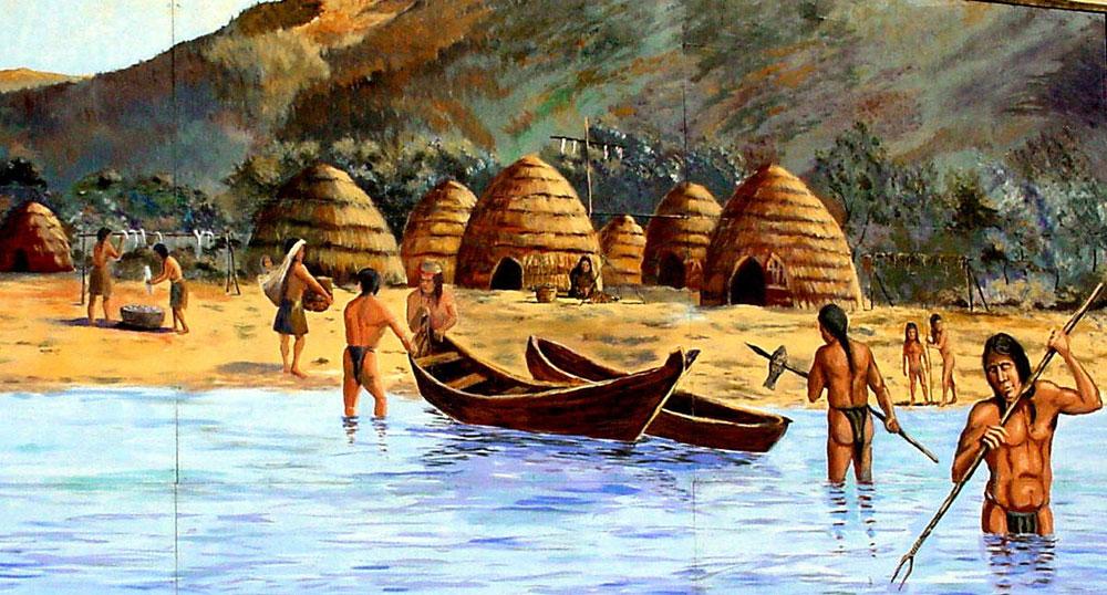 Chumash Natural Resources Used